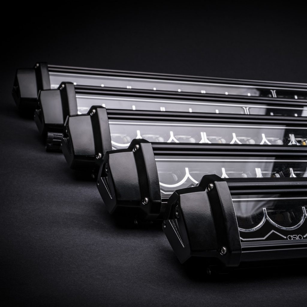 led light bars 10, 15, 30 and 40 inches lighting