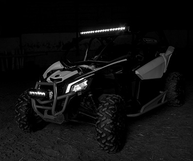 light bar night vision adapt